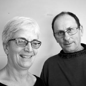 Freda McKie and Edwin McKie Image